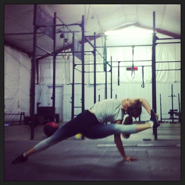 Yoga for Crossfit-ers at UC Powerhouse